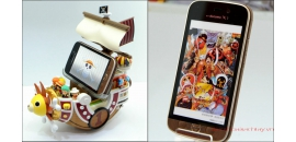 NEC N-02E ONE PIECE ( N02E ONE PIECE ) FREESIM