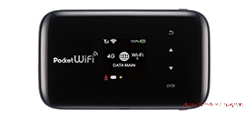 softbank wifi 203z