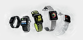 Apple Watch Series 2 thép