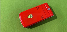 SHARP 902SH FERRARI EDIEDITION ( FREESIM )